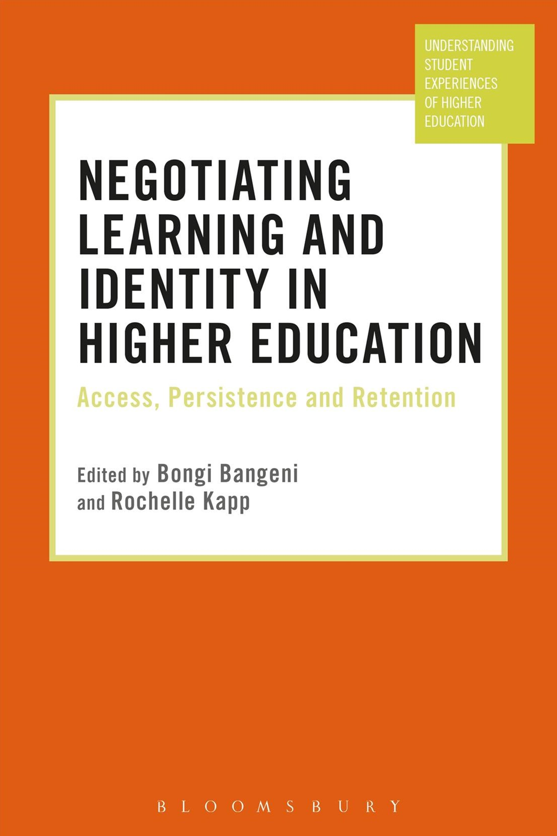 Negotiating Learning and Identity in Higher Education
