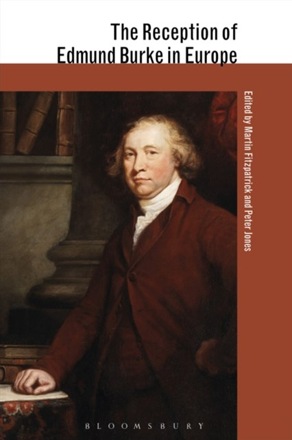 (ebook) Reception of Edmund Burke in Europe