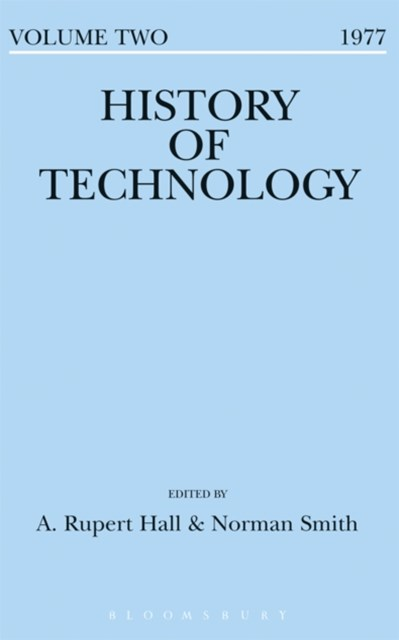 History of Technology Volume 2