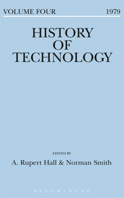 History of Technology Volume 4