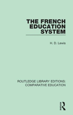 (ebook) The French Education System