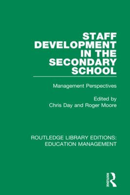 Staff Development in the Secondary School