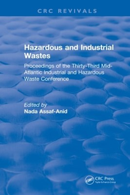 Hazardous and Industrial Wastes