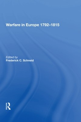 Warfare in Europe 1792�815