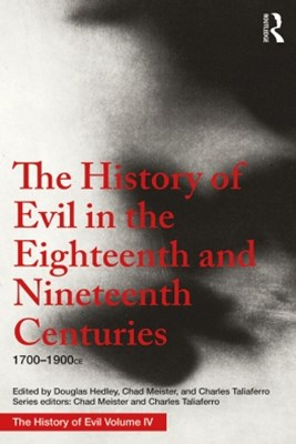 (ebook) The History of Evil in the Eighteenth and Nineteenth Centuries