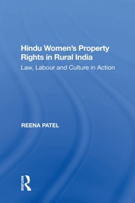 Hindu Women's Property Rights in Rural India