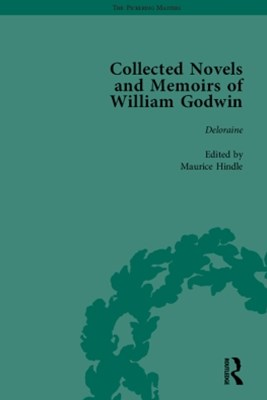 Collected Novels and Memoirs of William Godwin Vol 8