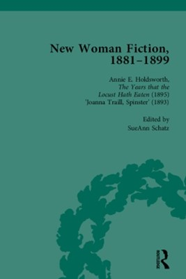 New Woman Fiction, 1881-1899, Part II vol 5