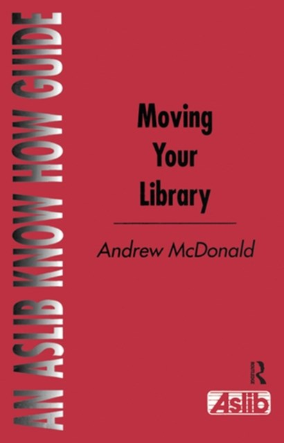 (ebook) Moving Your Library