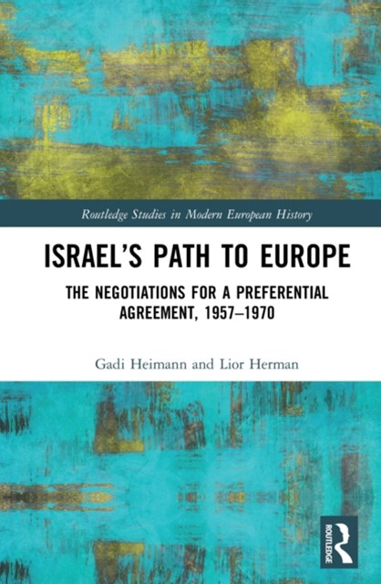 (ebook) Israel's Path to Europe