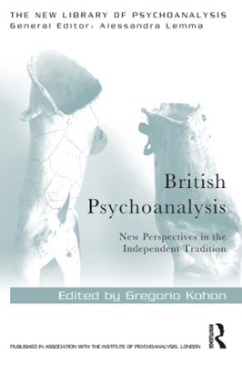 (ebook) British Psychoanalysis