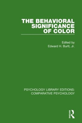 The Behavioral Significance of Color