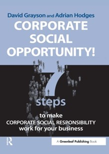 (ebook) Corporate Social Opportunity! - Business & Finance Business Communication
