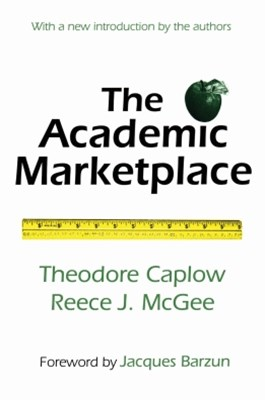 The Academic Marketplace