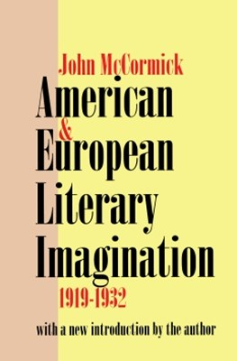 (ebook) American and European Literary Imagination