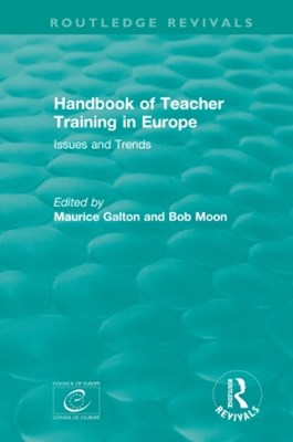 (ebook) Handbook of Teacher Training in Europe (1994)