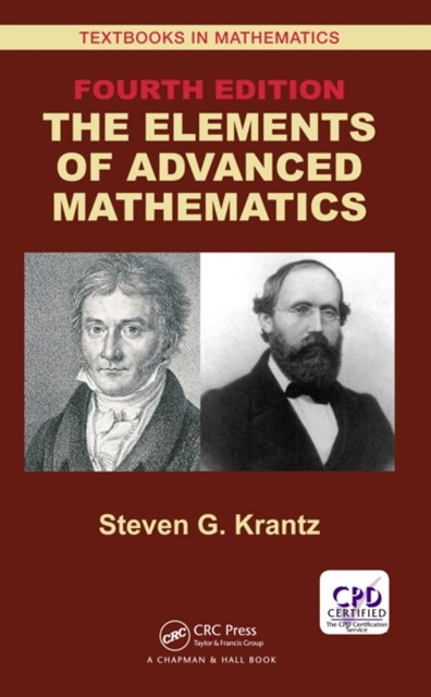(ebook) Elements of Advanced Mathematics, Fourth Edition