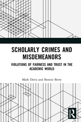 Scholarly Crimes and Misdemeanors