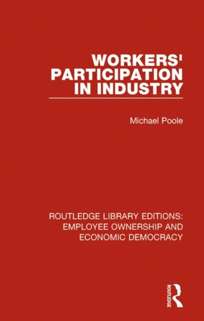Workers' Participation in Industry