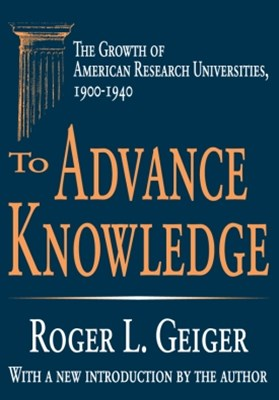 To Advance Knowledge