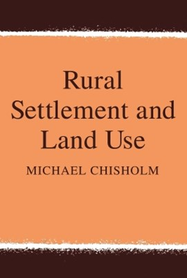 (ebook) Rural Settlement and Land Use