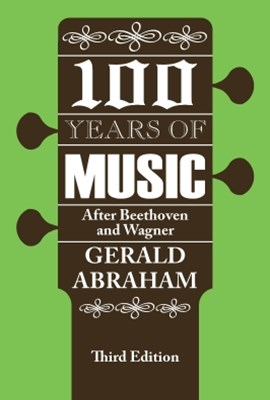 (ebook) One Hundred Years of Music