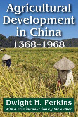 (ebook) Agricultural Development in China, 1368-1968