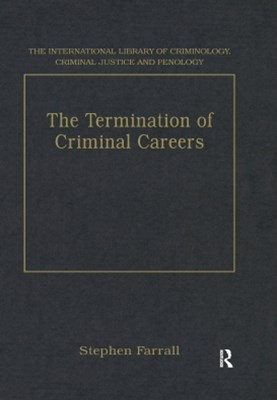The Termination of Criminal Careers