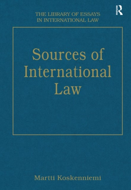 (ebook) Sources of International Law