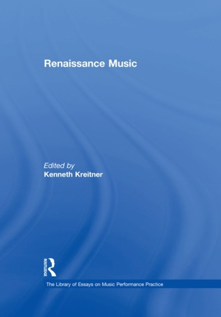 (ebook) Renaissance Music