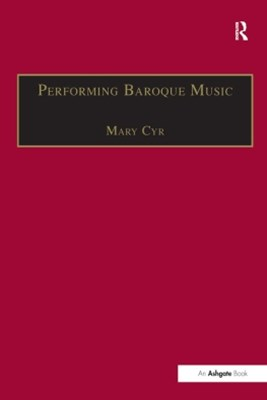 Performing Baroque Music
