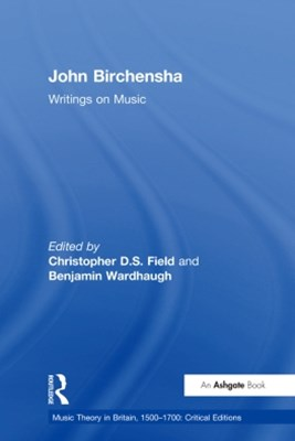 John Birchensha: Writings on Music