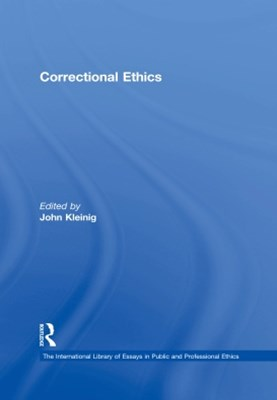 Correctional Ethics