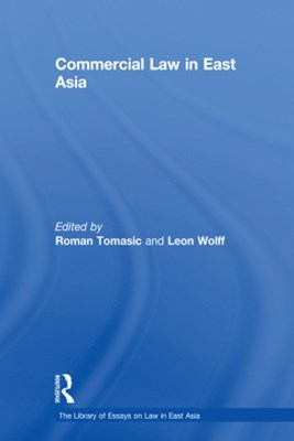 (ebook) Commercial Law in East Asia