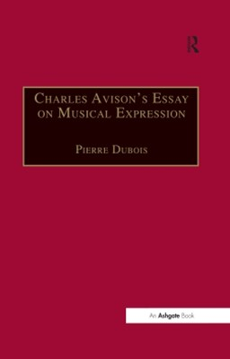 Charles Avison's Essay on Musical Expression