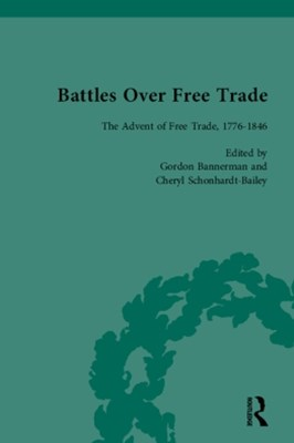 Battles Over Free Trade, Volume 1