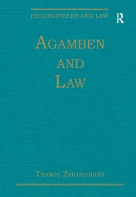 Agamben and Law