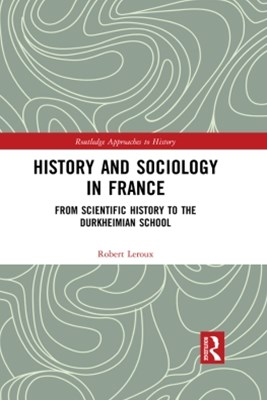 (ebook) History and Sociology in France