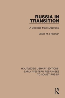 (ebook) Russia in Transition