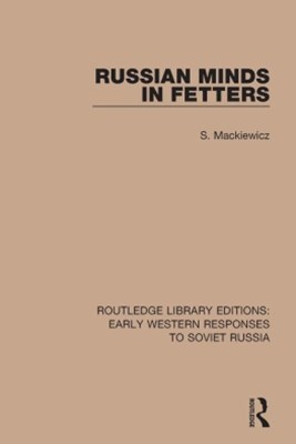 (ebook) Russian Minds in Fetters