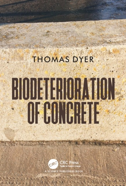 (ebook) Biodeterioration of Concrete