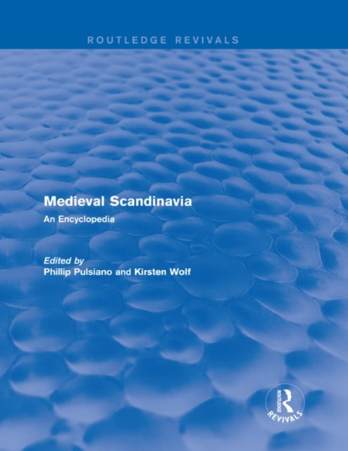 Routledge Revivals: Medieval Scandinavia (1993)