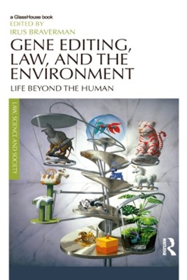 (ebook) Gene Editing, Law, and the Environment