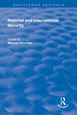 National and International Security