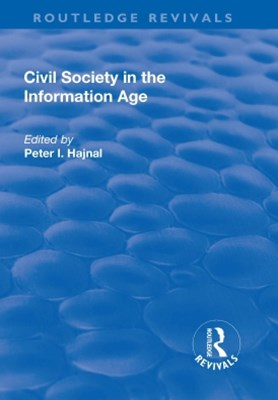 Civil Society in the Information Age