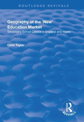 (ebook) Geography of the 'New' Education Market
