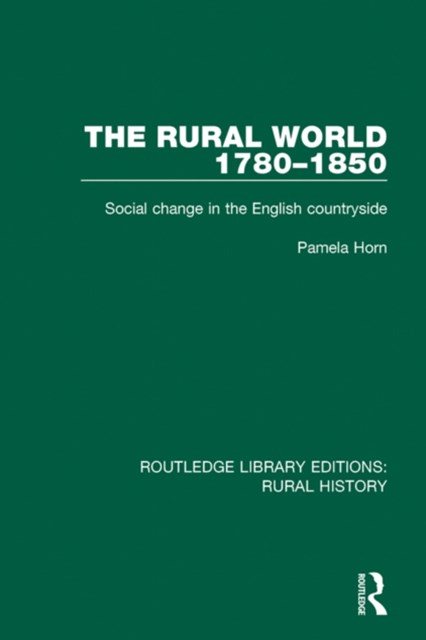 Rural World 1780-1850