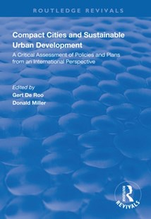 (ebook) Compact Cities and Sustainable Urban Development - Social Sciences Sociology