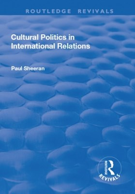 (ebook) Cultural Politics in International Relations