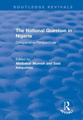 The National Question in Nigeria